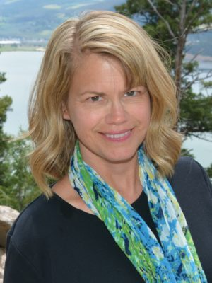 Author Kelly Haugh