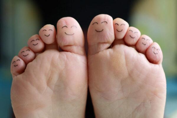 Happy Foot Detox