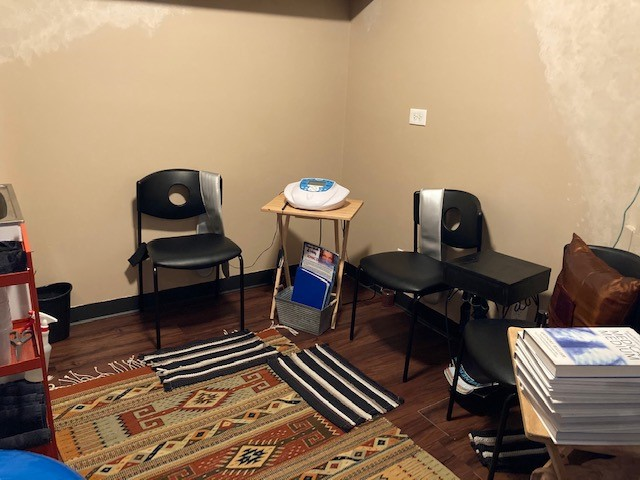 Foot Detox Room